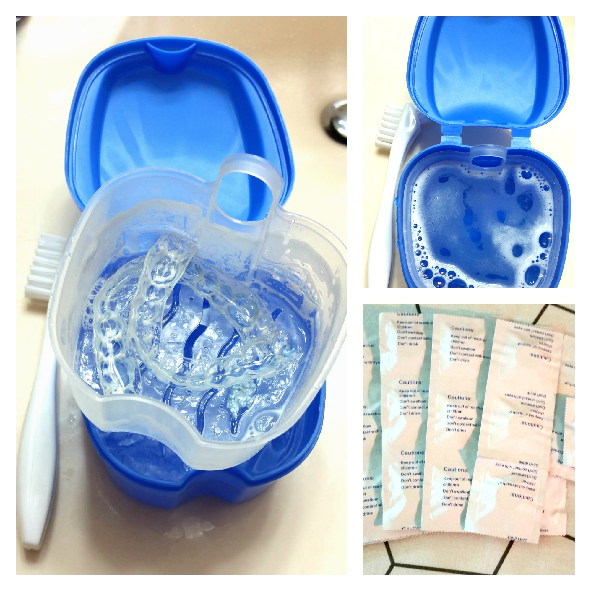 Soak & Smile Retainer Cleaner Kit Designed to Save Time ...