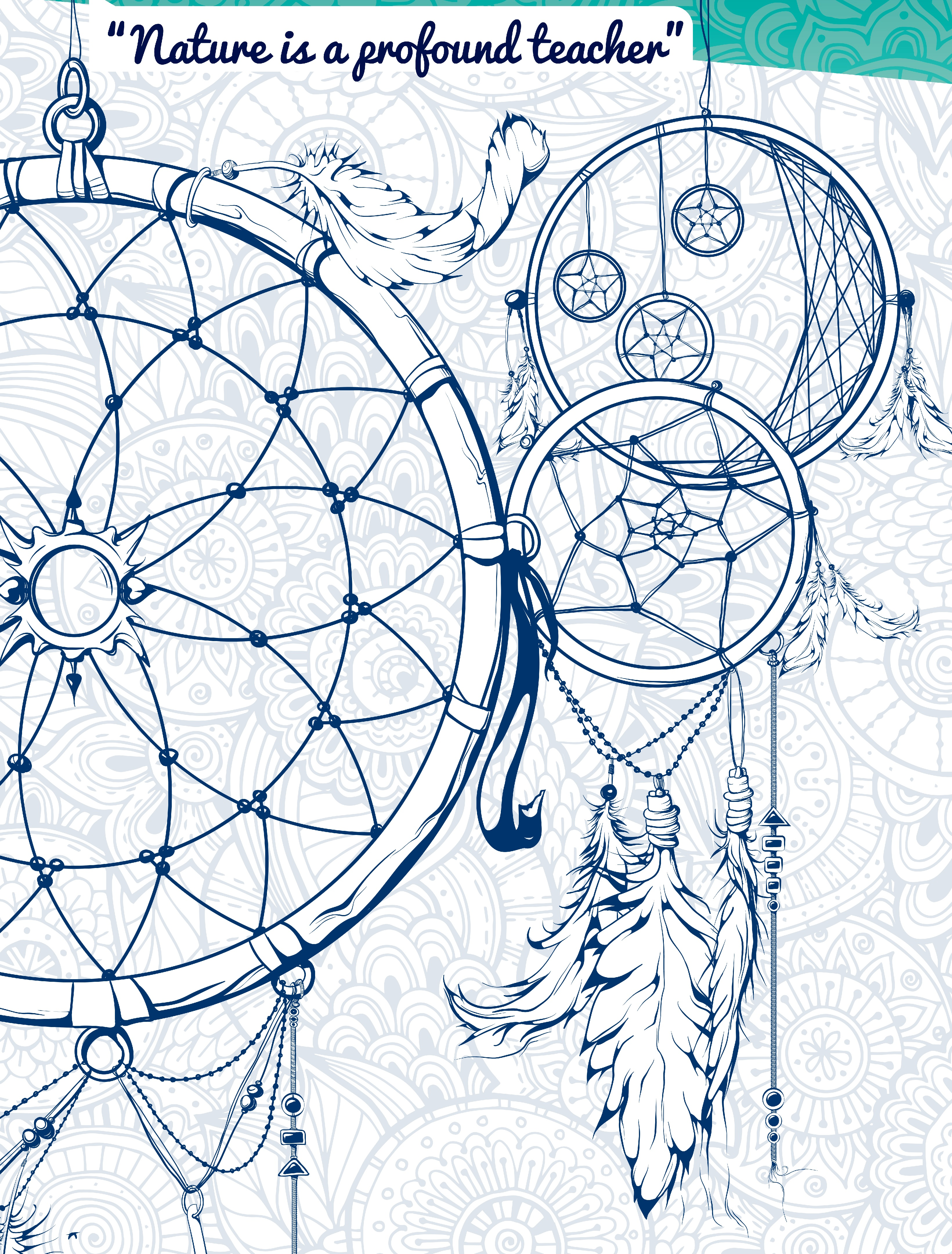 Homesthetics releases new step by step tutorial on how to for How to create a dreamcatcher