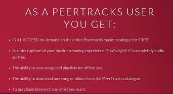 Peer Tracks