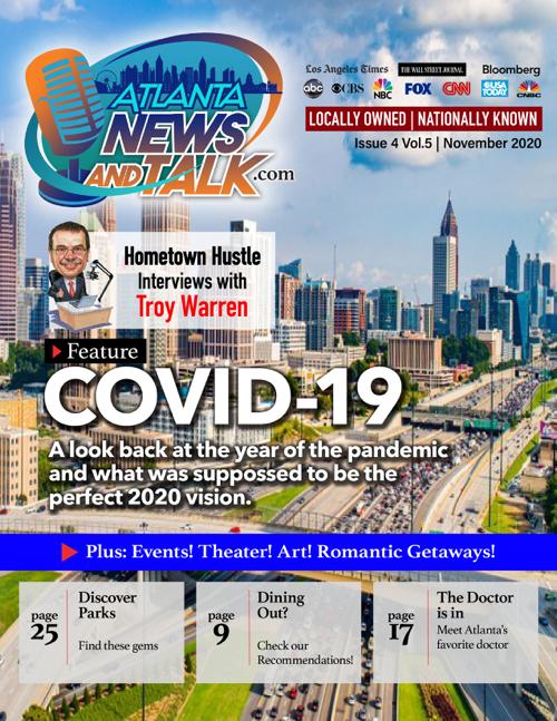 AtlantaNewsAndTalk.Com - Launches Hometown Atlanta NEWS Magazine