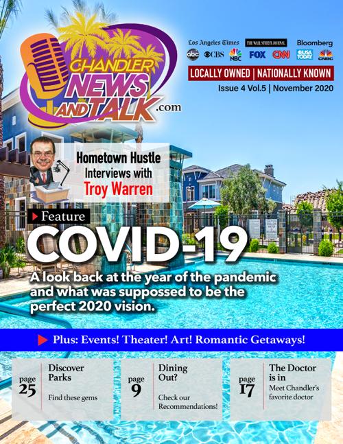 ChandlerNewsAndTalk.Com - Chandler METRO NEWS Hometown Magazine