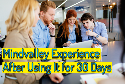 Mindvalley experience after using it for 30 days