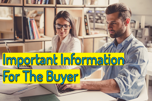 important information for the freelance buyers