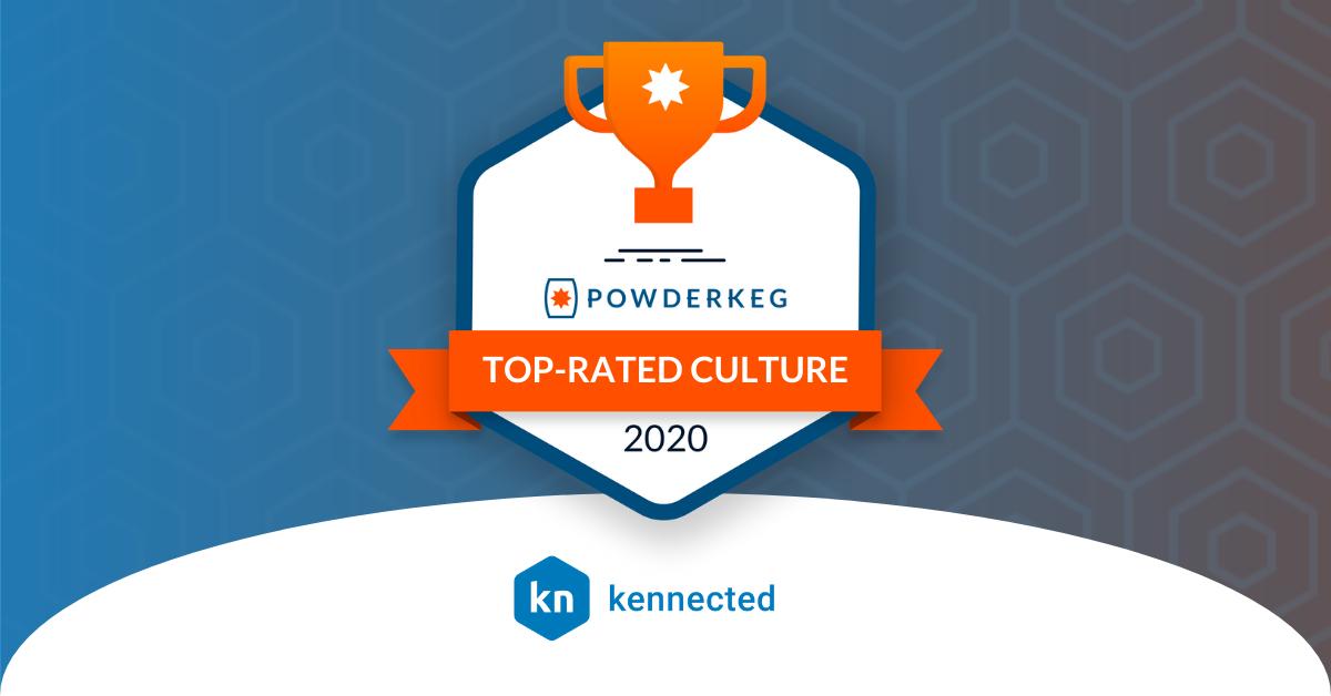 Kennected Kulture Award Winner