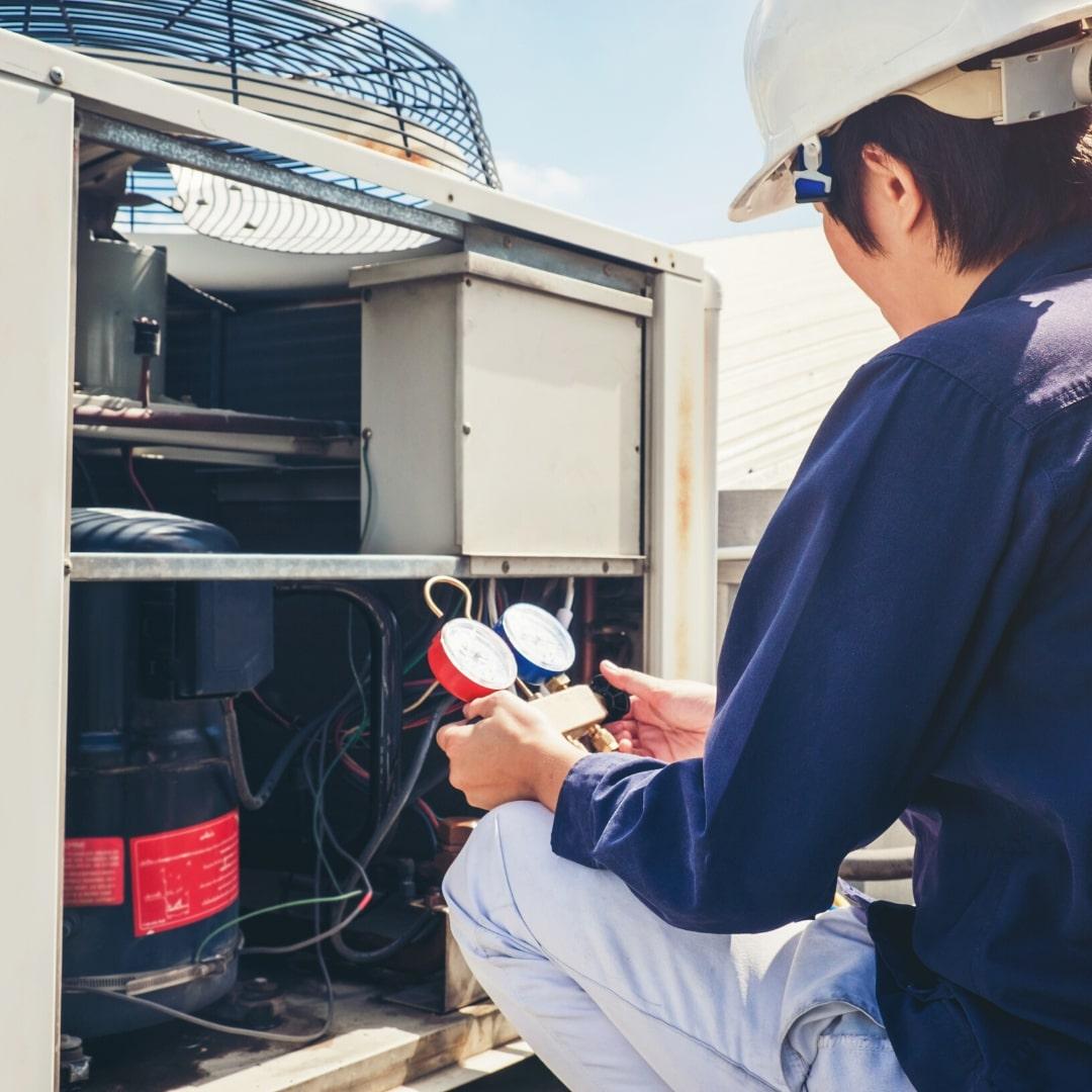 HVAC maintenance in Pensacola