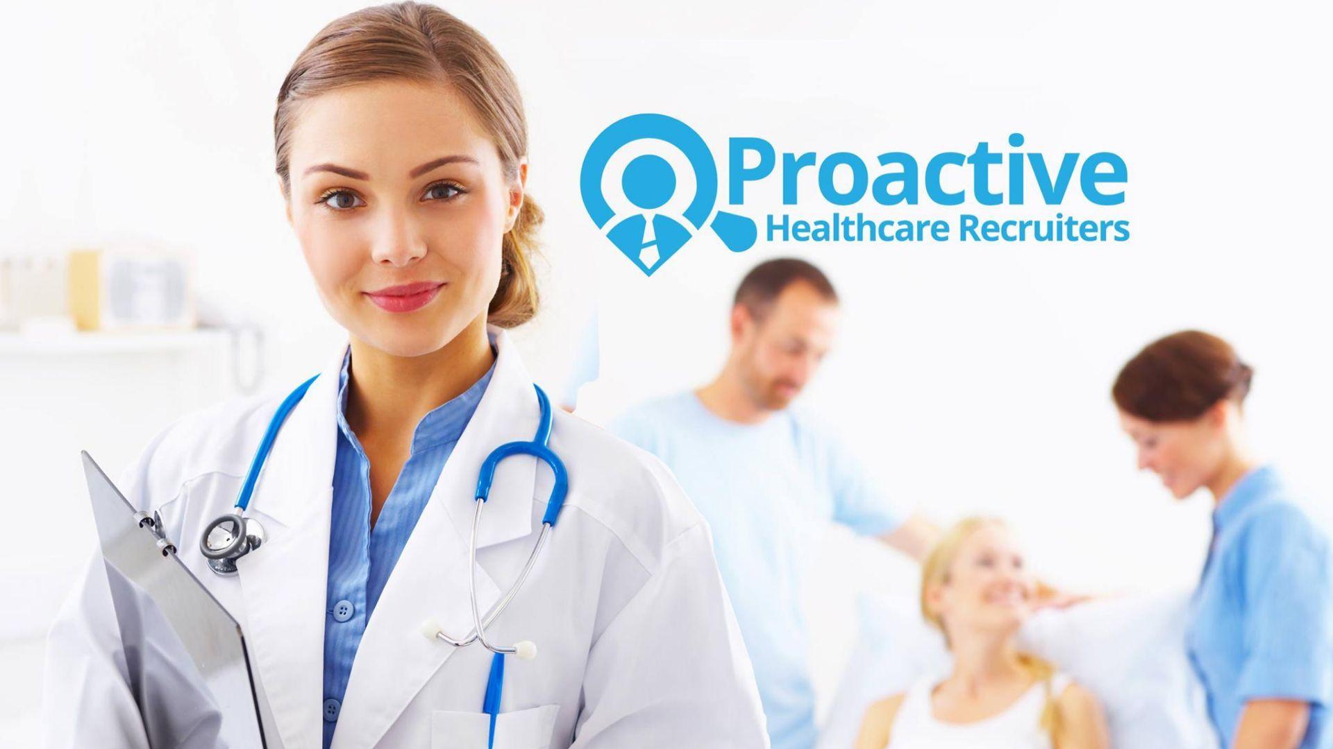 Proactive Healthcare Recruiter Nurse Near Me