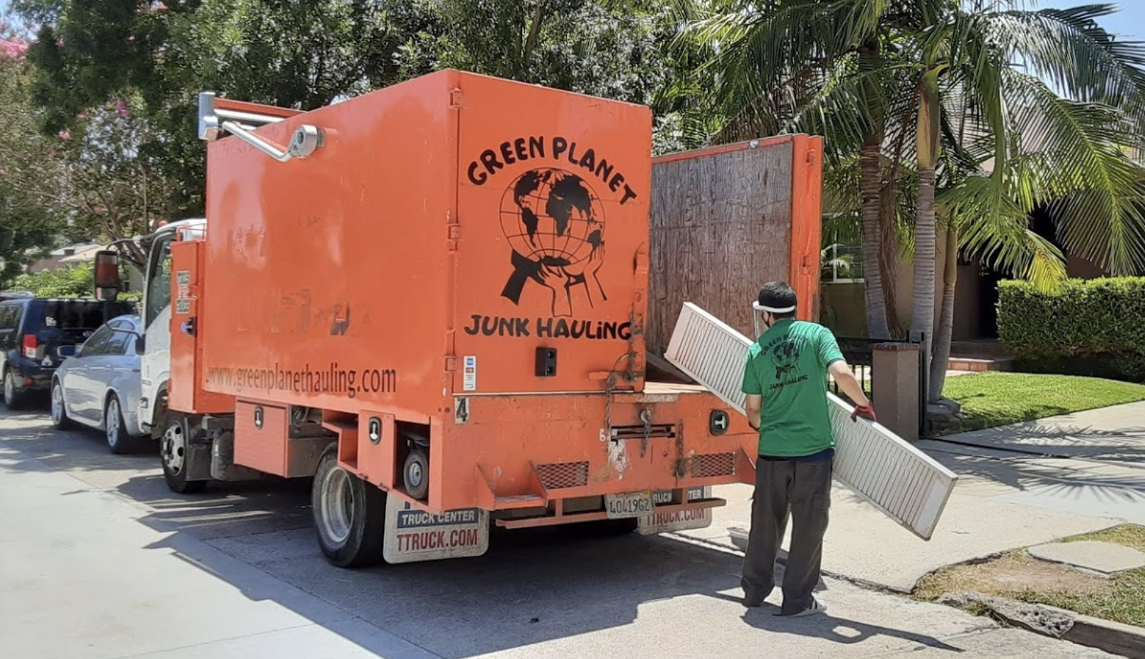 junk hauling junk removal orange county