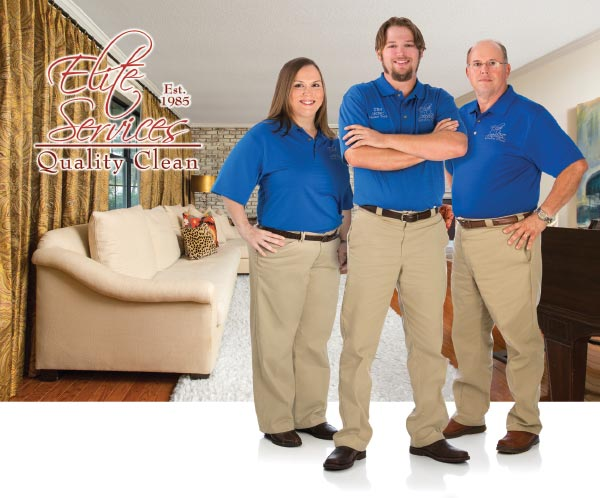 Carpet Cleaning Services in Pensacola, FL