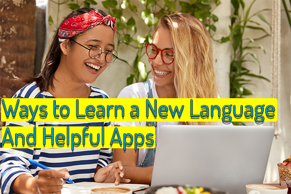 IMHO Reviews Ways to Learn a New Language and Shares Apps That Can Help