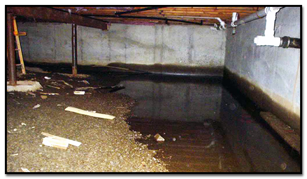 We fix wet basements crawlspaces - Mooresville NC - Specialty Foundation Repair - 704-787-6972