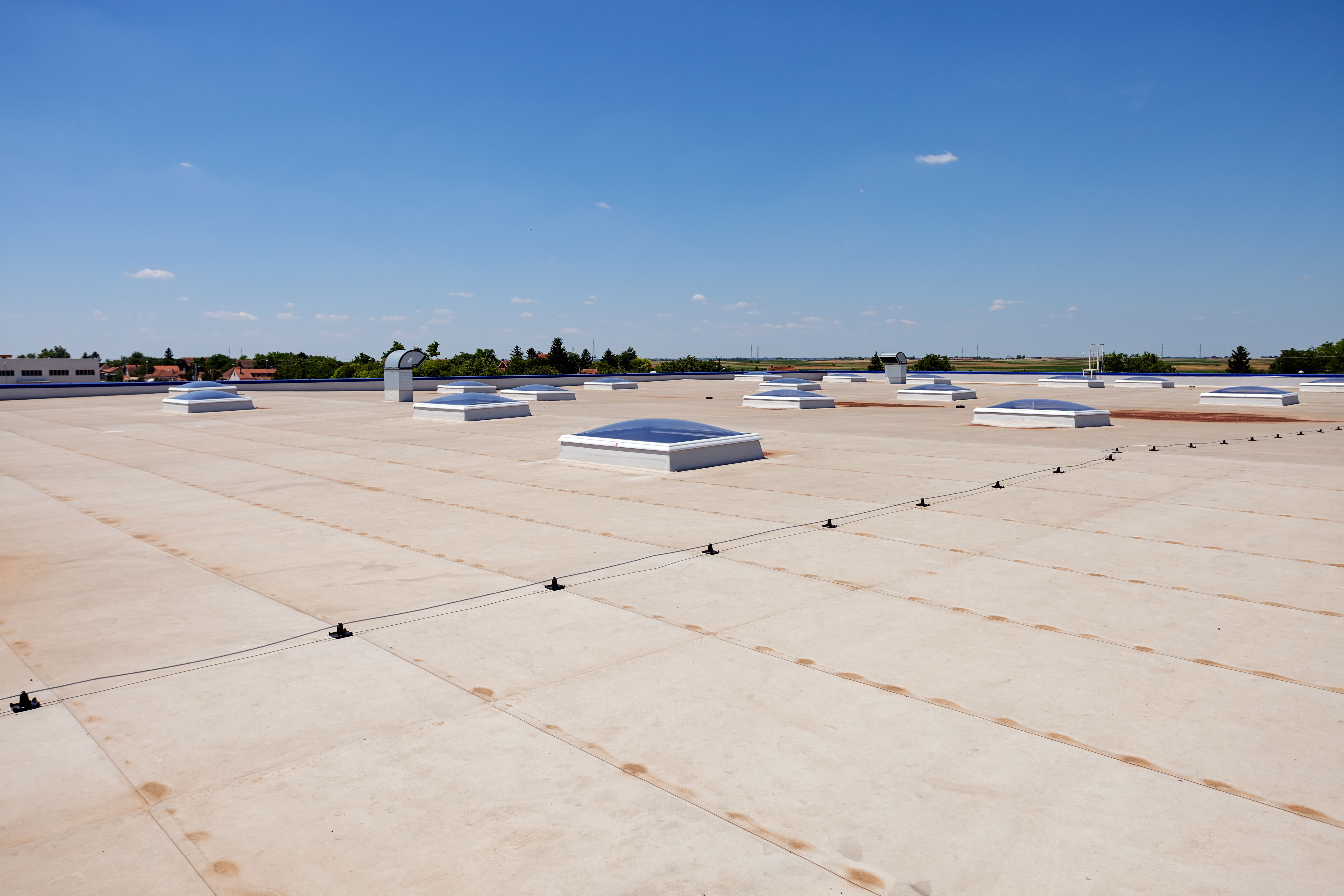Jackson commercial roofing