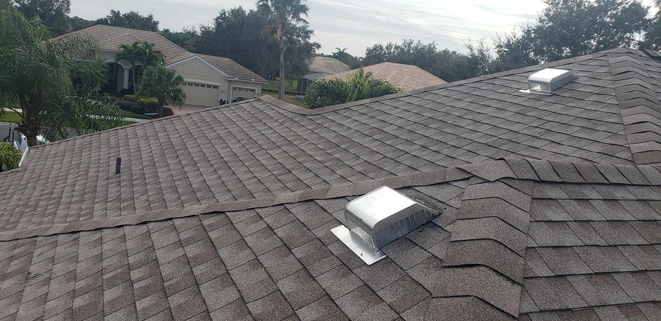 Pensacola asphalt shingle roofing