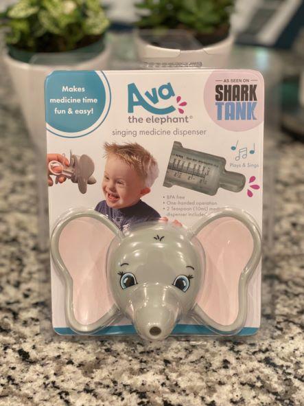 Ava's new packaging highlighting Jacob