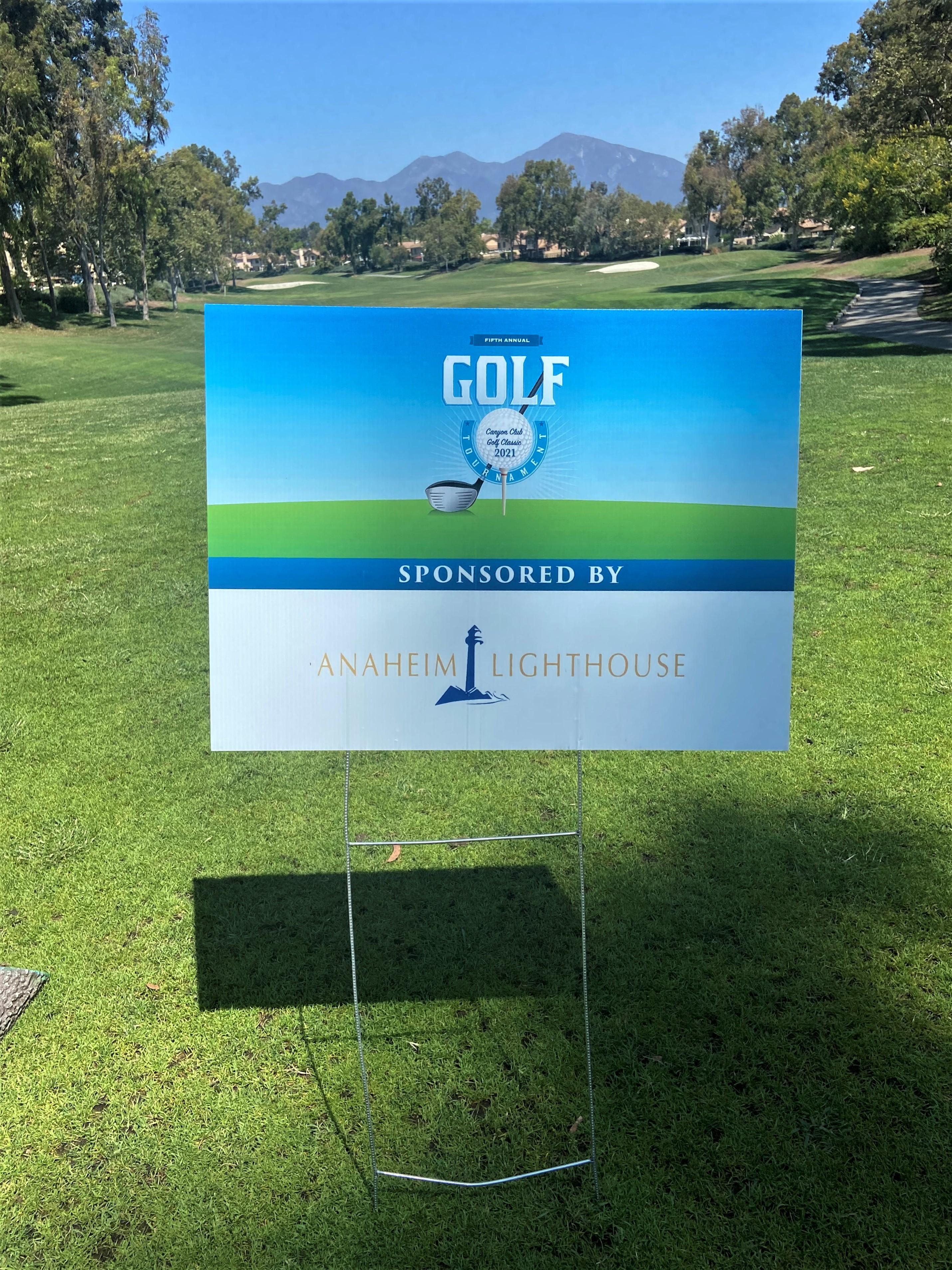 Anaheim Lighthouse Golf Tournament