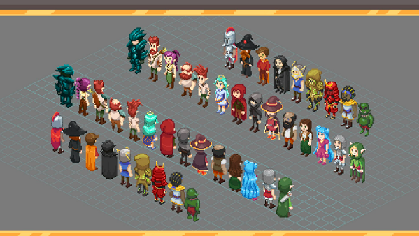 Drunken Dragon NFT Game Picture of Pixel Tiles