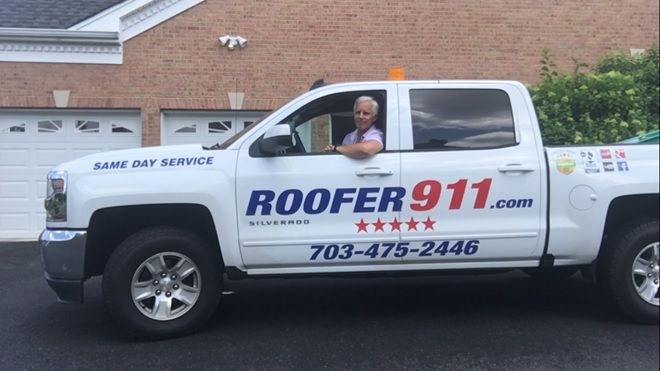 roofing repairs in woodbridge va