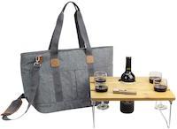 picnic table tote