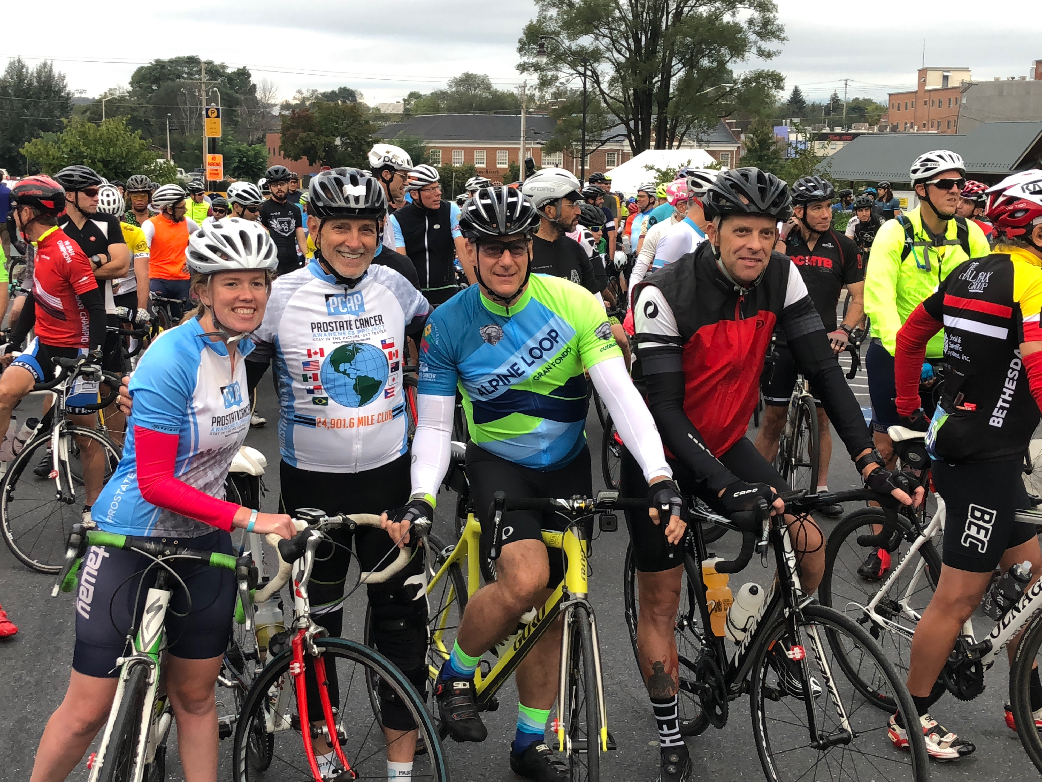 3ac9c0def The Cancer Journeys Foundation teamed up with pro cyclist Jeremiah Bishop  and the Bishop Family Foundation in 2010 to create ...