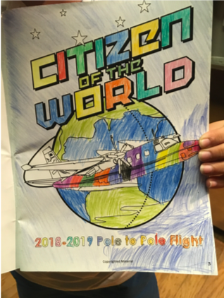 Citizen of the World Coloring Book