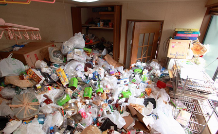 Dependable Homebuyers purchases hoarder houses