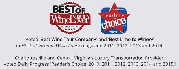Wine Tours in Virginia
