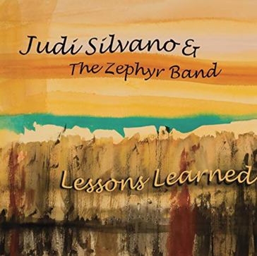 "New CD by Judi Silvano  ""Lessons Learned"""