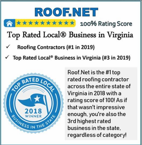Roofing Contractor in Fairfax VA