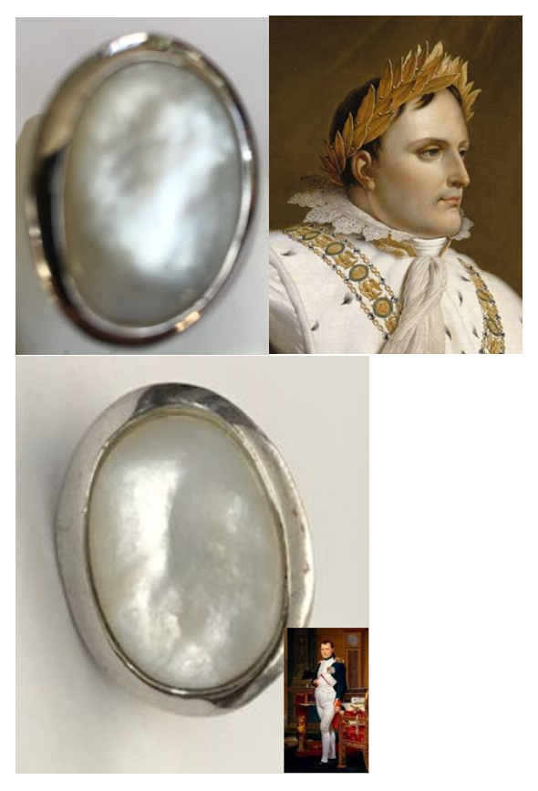 napoleon's white diamond