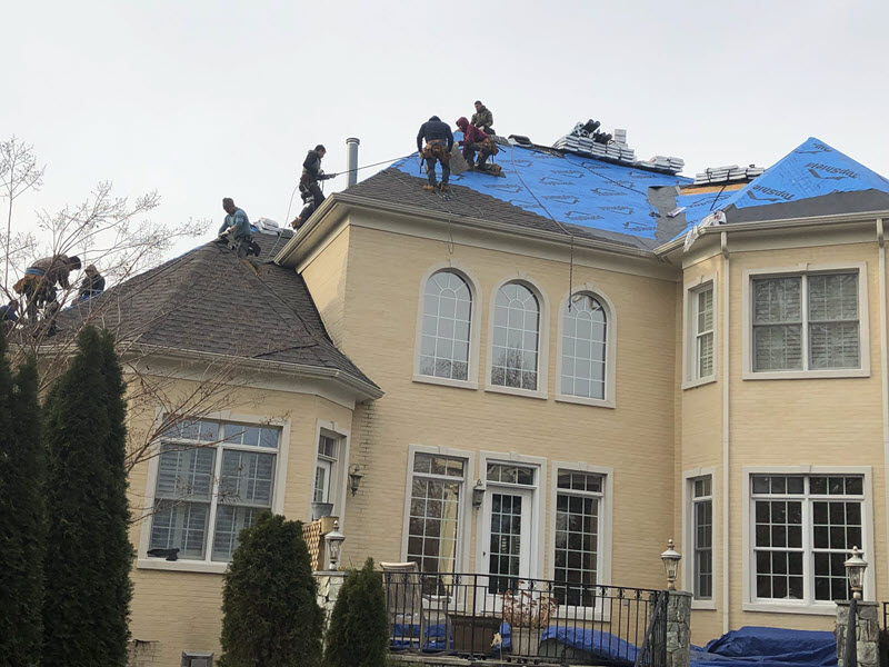 Virginia Roofing Contractor