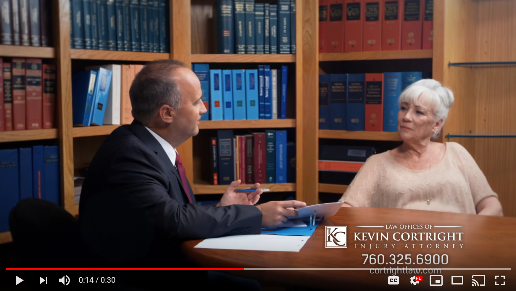 personal injury attorney riverside county