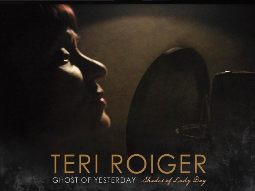 Teri Roiger Celebrates Billie Holiday