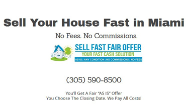 Miami House Buyers Sell Fast Fair Offer