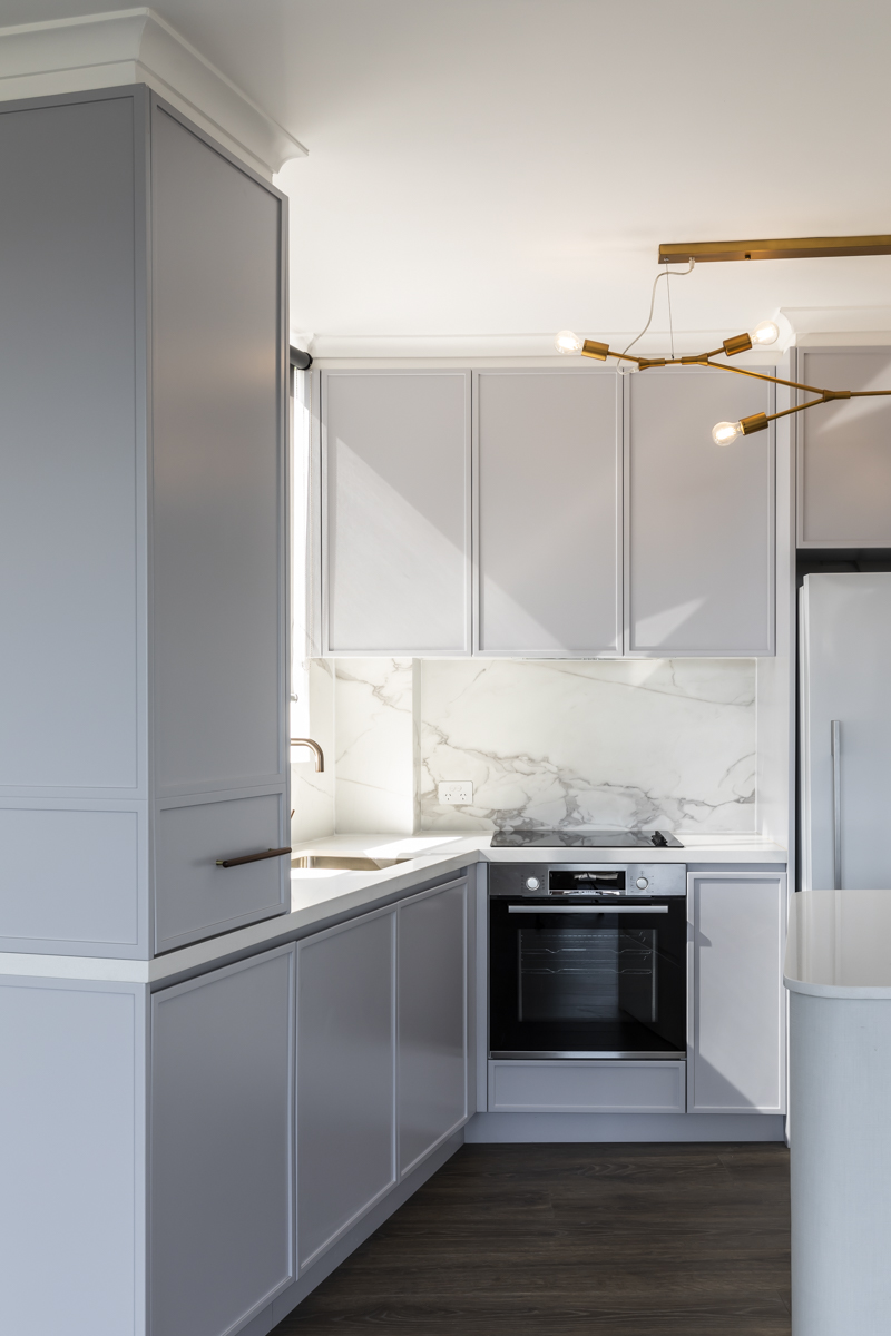 Bronte NSW kitchen renovation by Blue Tea Kitchens & Bathrooms - after picture