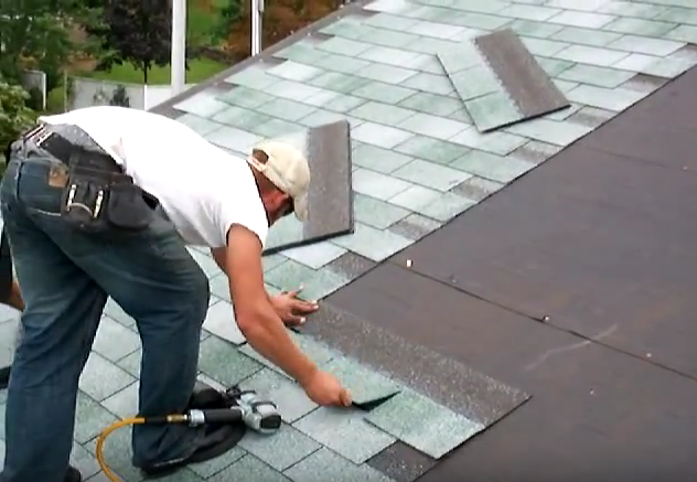 Roof Evaluation