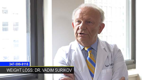 Medical Weight Loss NYC - Dr. Vadim Surikov