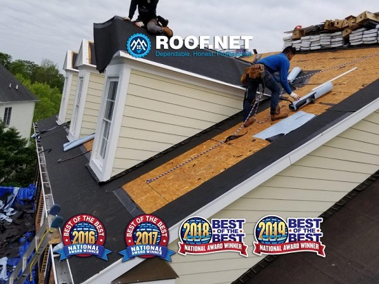 Roofing specialists in Ashburn VA