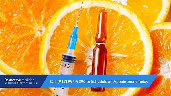 Vitamin C IV Therapy New York NY -  Alexeyenko MD - Restorative Medicine: IV Therapy