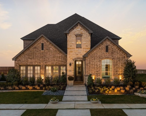 Prosper TX new homes