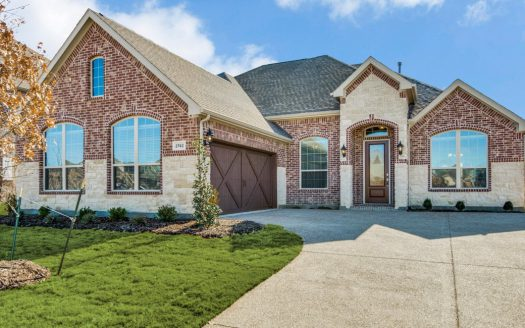 Lennar Homes Prosper Texas