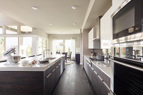 MainVue New Homes in Allen Texas