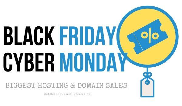 foto ufficiali negozio online vendita economica WebHostingSecretRevealed.net Releases Top Black Friday ...