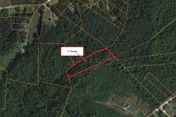 Land For Sale Nelson County VA (Arrington)