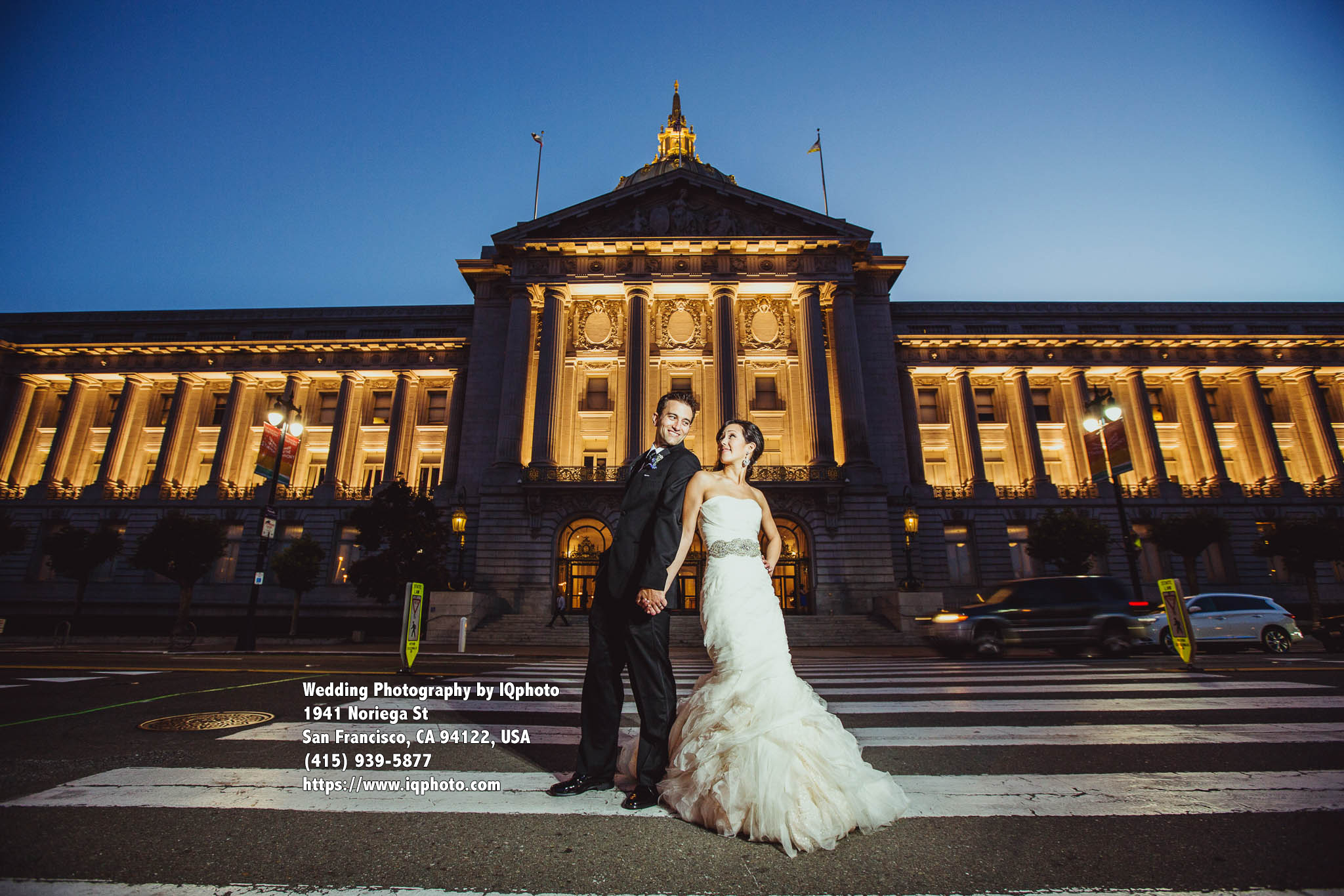 SF Bay Area San Francisco City Hall Wedding Photographer