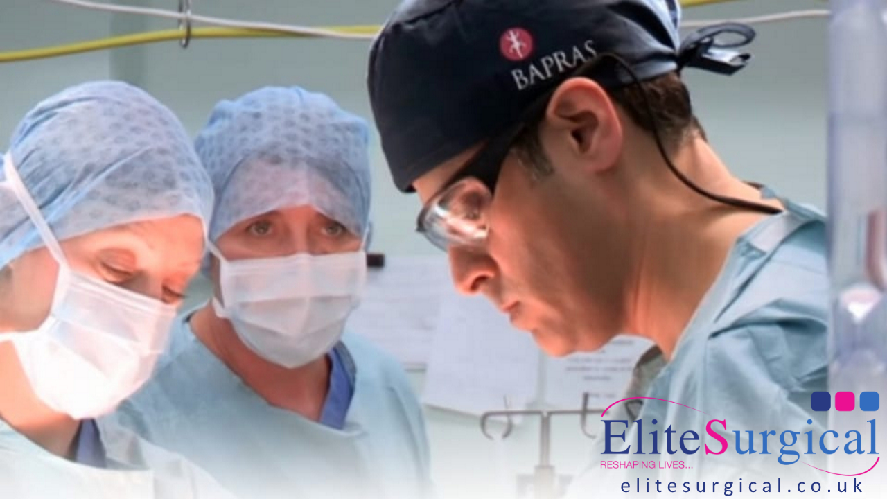 Mr Sultan Hassan at Elite Surgical