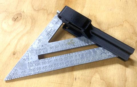Speed square holder clip teaser