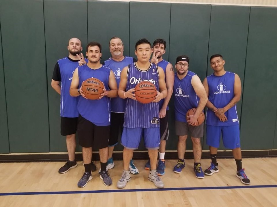 Anaheim Lighthouse Basketball Team
