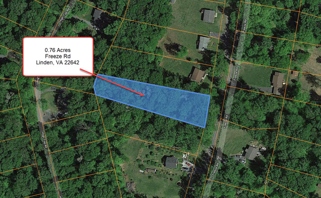 Land for sale Linden VA (Warren County)