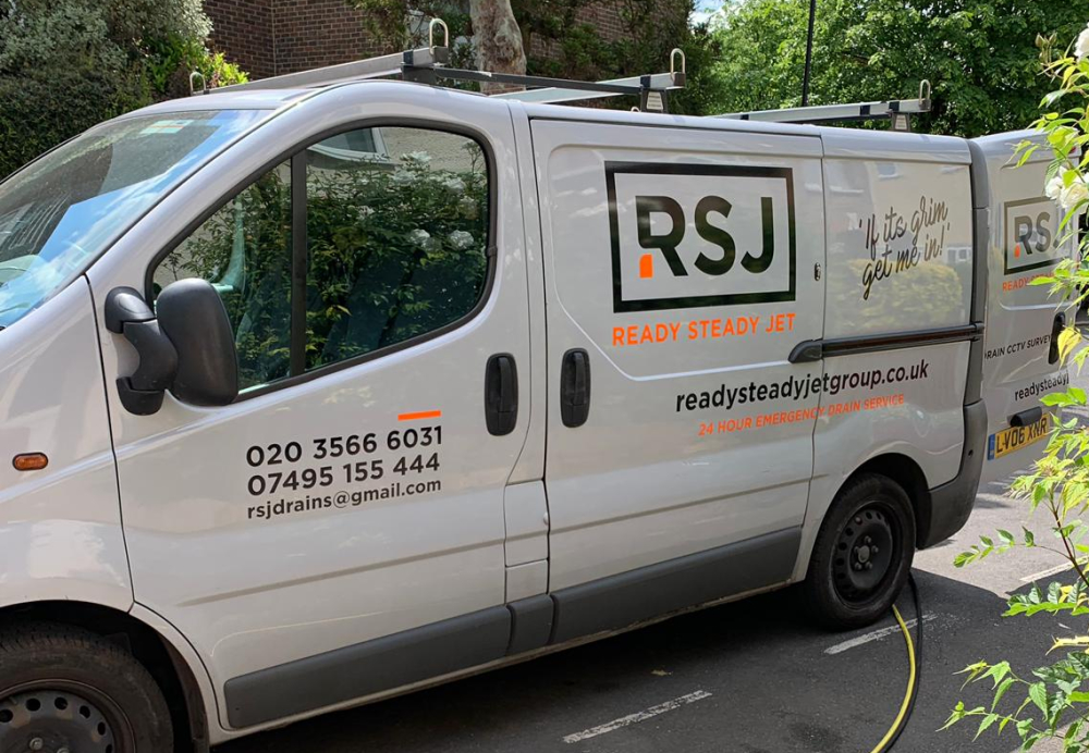RSJ Drains London