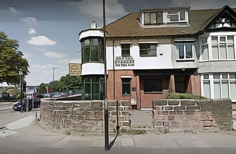 Light Lane Dental Practice in Coventry
