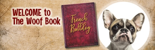 National French Bulldog Day The Woof Book